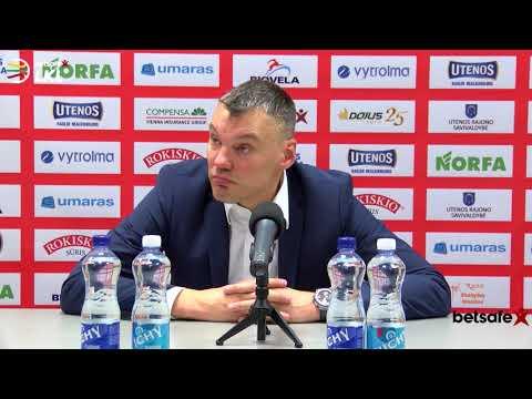 """""""Betsafe-LKL"""" rungtynių komentarai: """"Juventus"""" – """"Žalgiris"""" [2018-01-14]"""