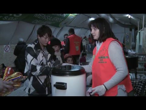 REMAR ONG / Impactante documental de los Refugiados Sírios en Presevo.