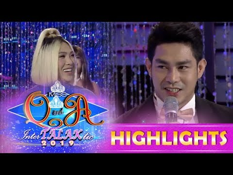 It's Showtime Miss Q and A: Kuya Escort Ion shares what does his heart feels