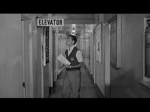 Jerry Lewis, The Errand Boy 1961  Elevator