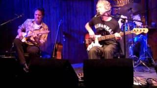 2010.2.16 @ The Saxon Pub Bruce Hughes: vocal & bass Scrappy Jud Ne...