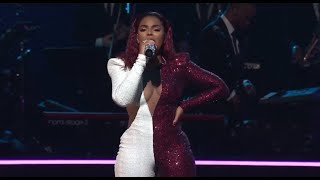 Ashanti Performs Medley At The 2019 Trumpet Awards!