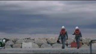 Liebherr - A construction of superlatives: the Canakkale bridge in Turkey