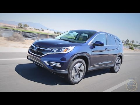 2016 Honda CR-V - Review and Road Test