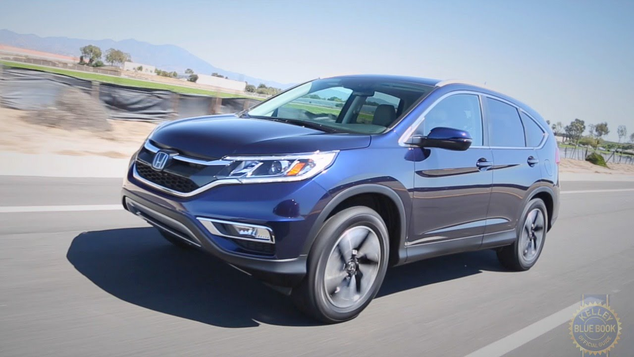 Crv 2017 Review >> 2016 Honda CR-V - Review and Road Test - YouTube