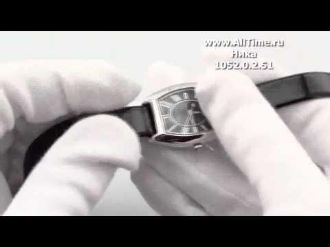 Обзор. Женские наручные золотые часы Ника 1052.0.2.51