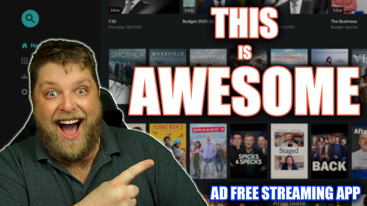 Download AWESOME NEW STREAMING APP!