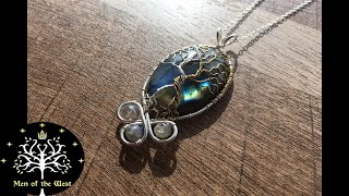 Video Middle-Earth Inspired Jewelry download MP3, 3GP, MP4, WEBM, AVI, FLV Oktober 2018