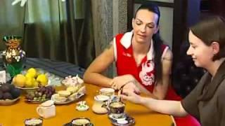 """Мой сюжет об Ирине Осиповой для """"НТВ+ Баскетбол"""""""