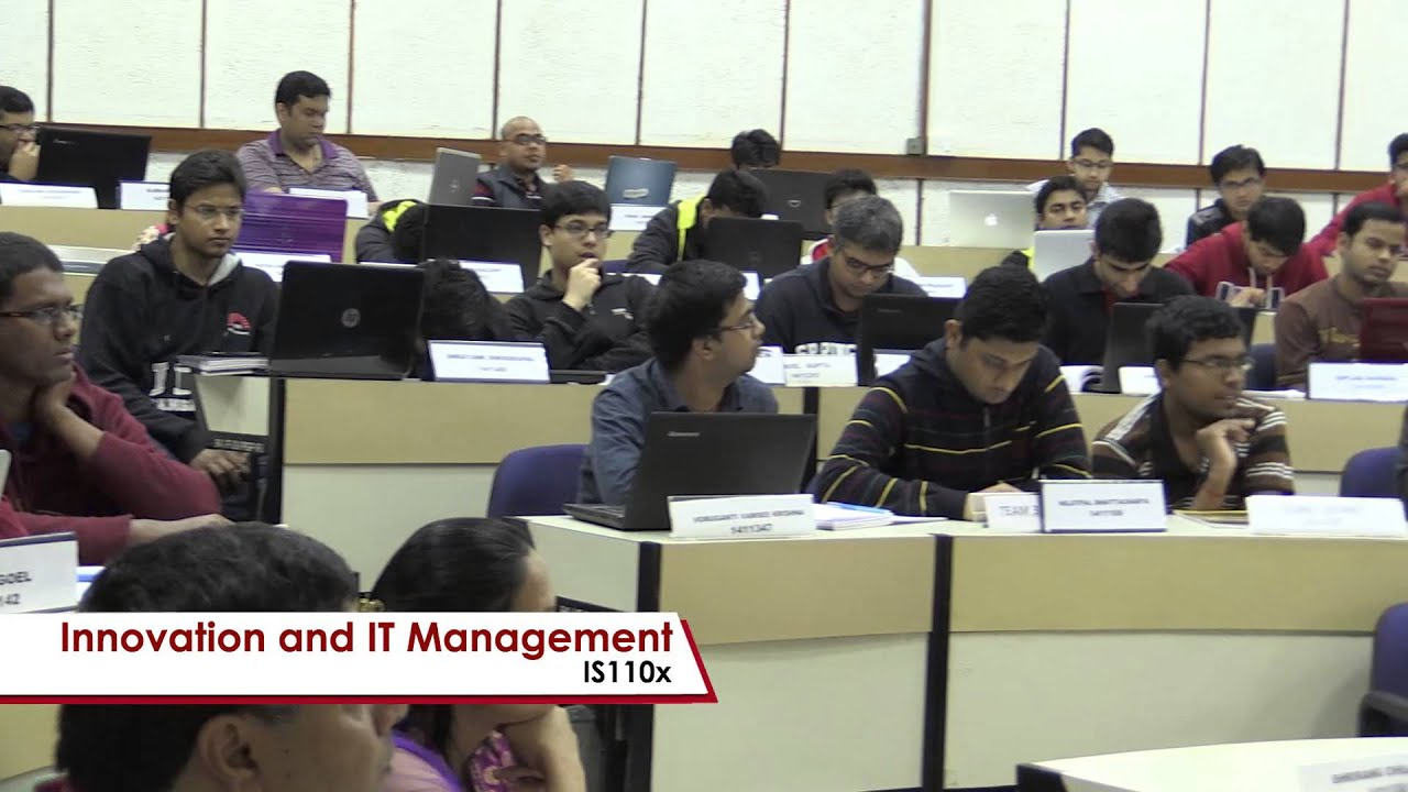 Innovation and IT Management | IIMBx