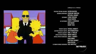 Симпсоны в кино. Другая концовка
