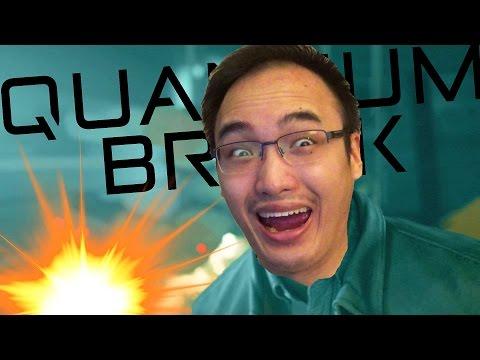 JUMPSCARE !   Quantum Break #13