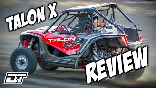 Honda Talon 1000X FULL REVIEW That We Forgot To Upload