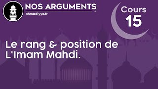 Nos Arguments - Cours 15