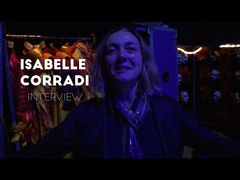 Isabelle Corradi Interview