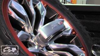 Chevrolet Colorado ZR2 Concept - First Look