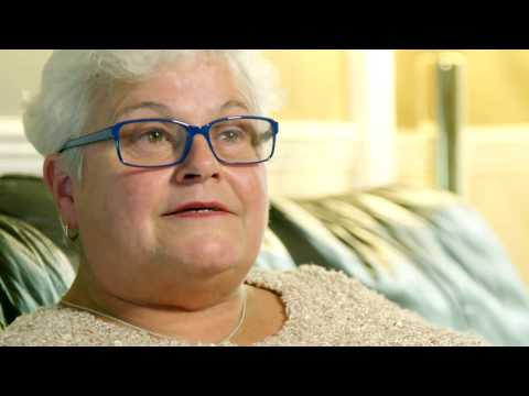 Why does Aviva pay the Living Wage:  Lynne's story