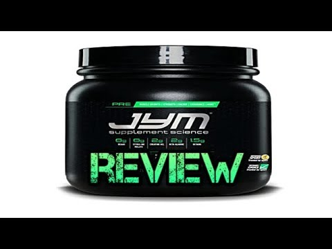 Pre Jym Pre Workout Review Youtube