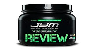 Pre Jym Pre Workout Review