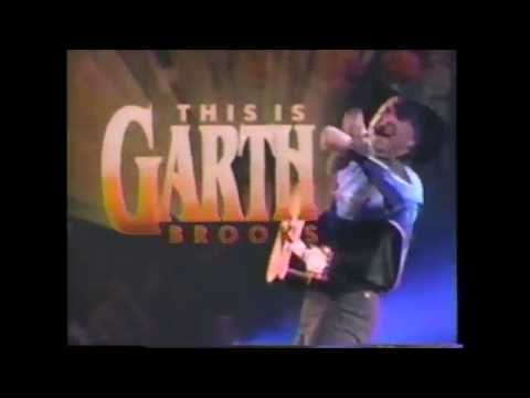 Garth Brooks' first television special