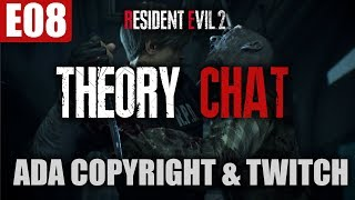 Ada Wong Copyright Strikes & More Resident Evil 2 Remake News   Theory Chat LIVE