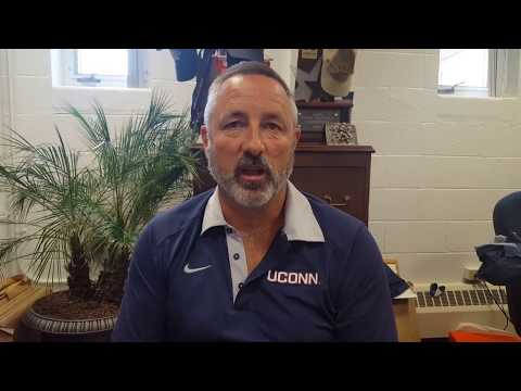 UConn Track And Field Coach Greg Roy Previews The NCAA Prelims, 5/22/17