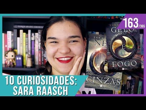 10 CURIOSIDADES: SARA RAASCH | Bruna Miranda #163