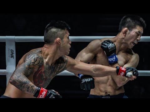 Martin Nguyen's ULTIMATE Striking Highlights