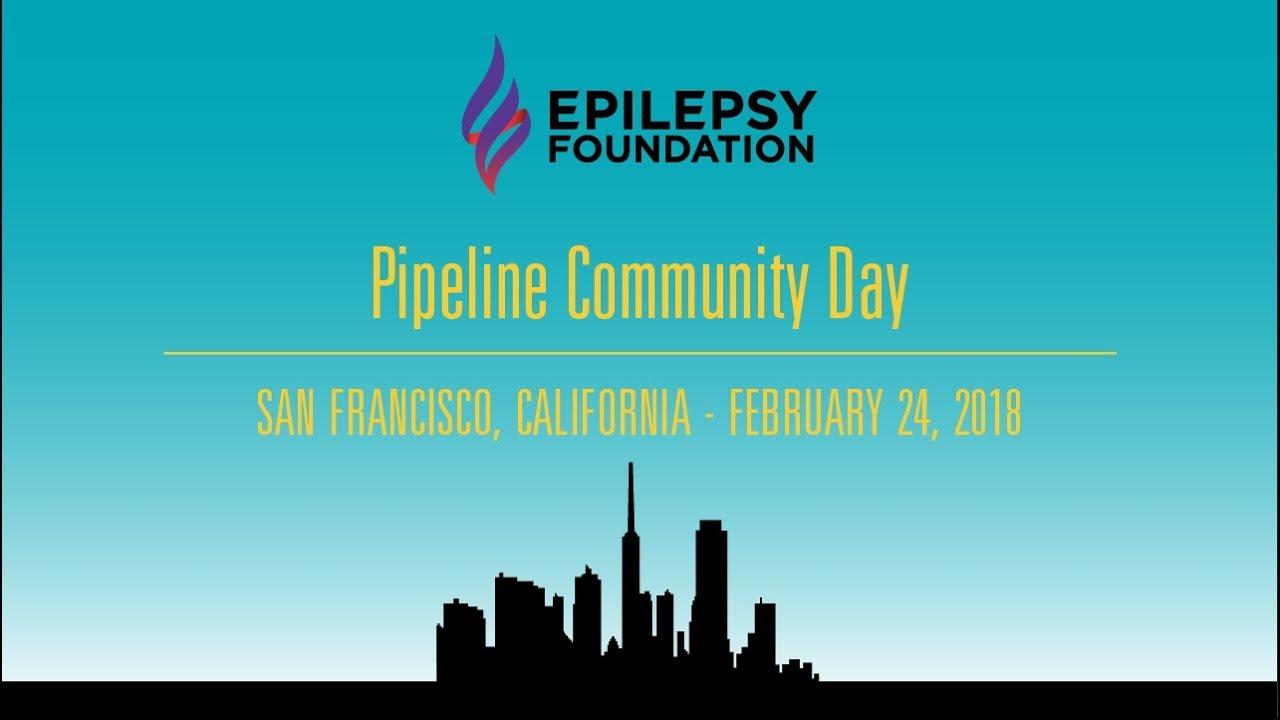 Epilepsy Foundation Pipeline Conference 2018 – Bristol Epilepsy