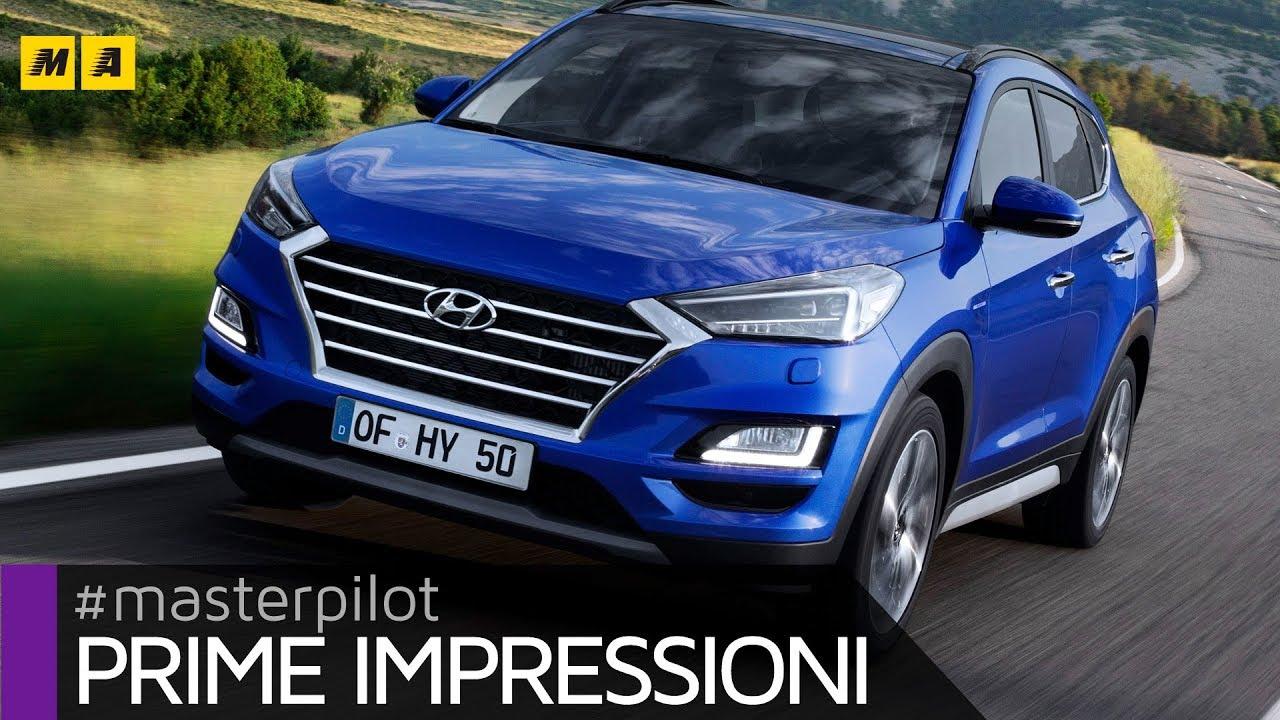 sito web per lo sconto in vendita online intera collezione Hyundai Tucson 2019 restyling   TEST 2.0 diesel ibrida [ENGLISH SUB]