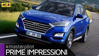 Hyundai Tucson 2019 restyling | TEST 2.0 diesel ibrida