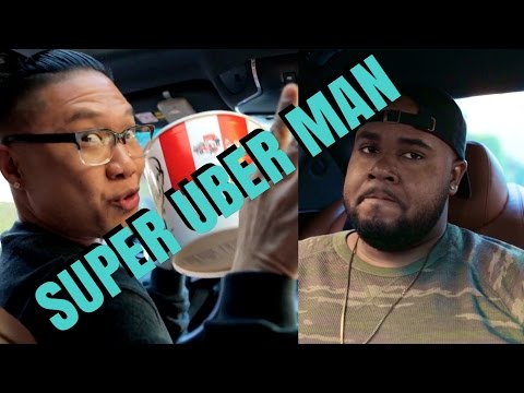 """""""SUPER UBER MAN"""""""