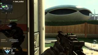Call of Duty: Black Ops 2 Nuketown Gameplay PS3
