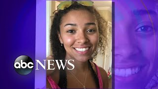 Police hunt for missing Alabama college student | ABC News