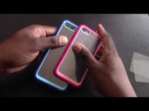 b17d470a22b iPhone 7 & 7 Plus SUPCASE Unicorn Beetle - YouTube