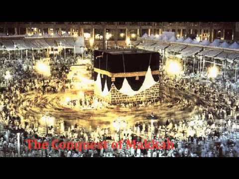 the conquest of makkah Map of the conquest of makkah  ka'bah cleared of idols finally, when normality returned to makkah and the populace settled down, allah's prophet sallallahu alaihi wasallam went to the ka'bah he sent for uthman ibn talha radhi allahu anhu, who was the custodian of the ka'bah he took the keys from him and got the door opened.