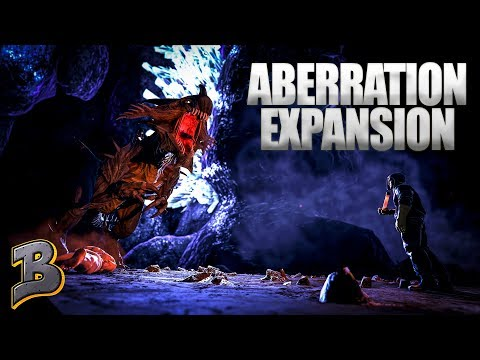 Ark Aberration First Impressions! Season Pass Giveaway (Aberration) Ark Survival Evolved Ep 1