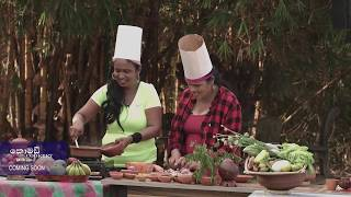 comedi cookery with susee and udayaa