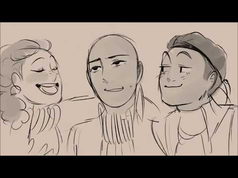 HAMILTON: THE MUSICAL Animatic Version -ACT. 1-