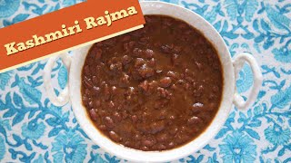 Kashmiri Rajma | Popular Indian Curry Recipe | Divine Taste With Anushruti