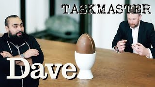 Taskmaster S6 EP8 | Put Something Surprising Inside a Chocolate Egg | Dave