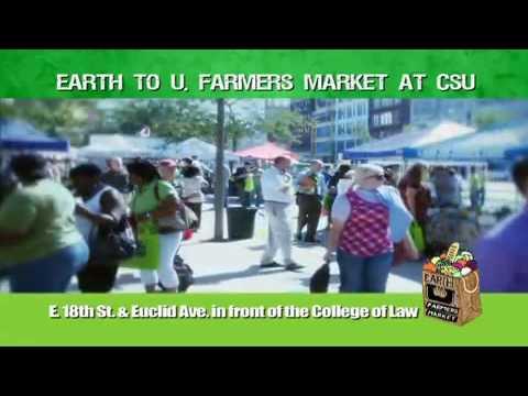 Earth to U. Farmers Market at CSU
