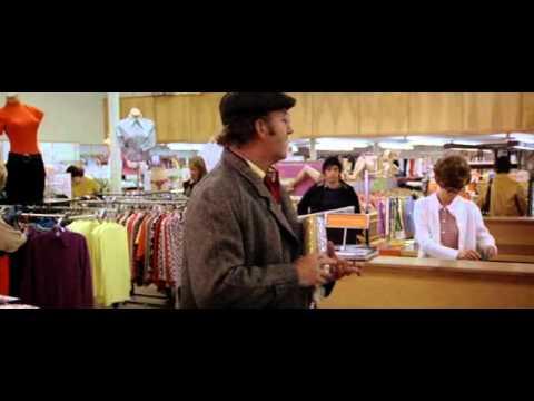 Al Pacino Shop Distract Scene (Scarecrow, 1973)