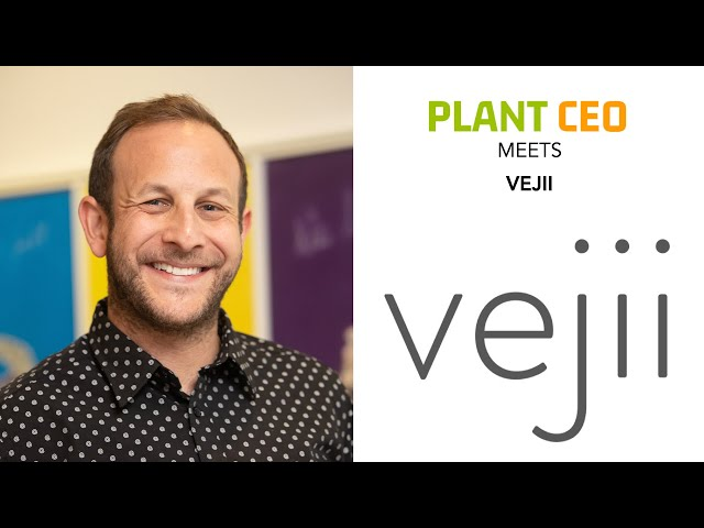 Vejii - building a sustainable marketplace || PLANT CEO #67