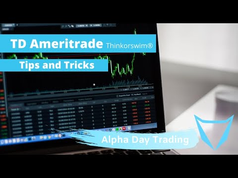 Thinkorswim equivalent platform for trading