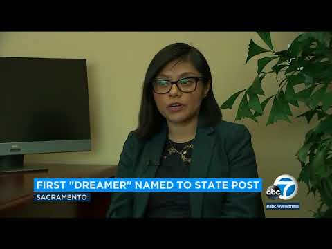 California Senate appoints first undocumented immigrant to state post | ABC7