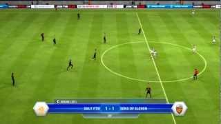 FIFA 13   Club Ep.5   Partidos TOP Vol.2   HD   By DjMaRiiO