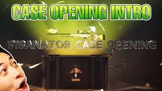 BIBANATOR CASE OPENING INTRO [NEW]