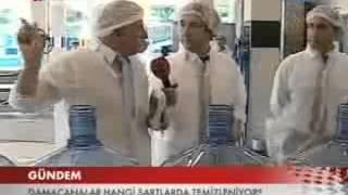 Vakıf Taşdelen Su Tesisleri TRT Habere canlı yayın konuğu oldu