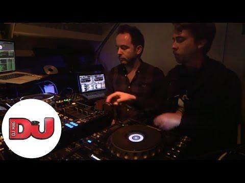 Wankelmut & Vanilla Ace LIVE from DJ Mag HQ
